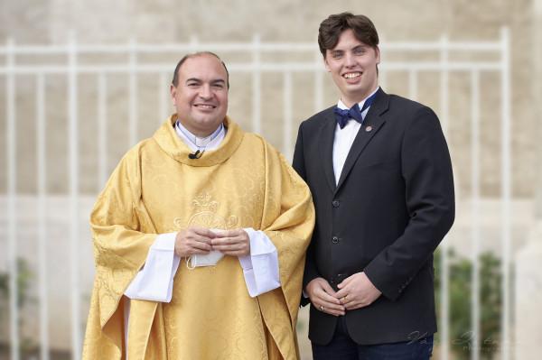 Új margitos papi hivatás